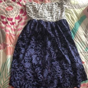 Foxy coverup dress